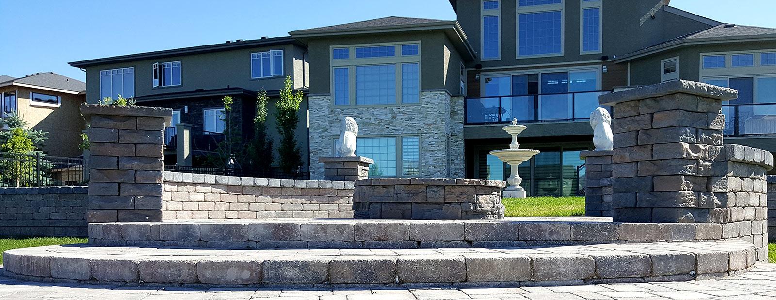 Complete landscaping - Winnipeg