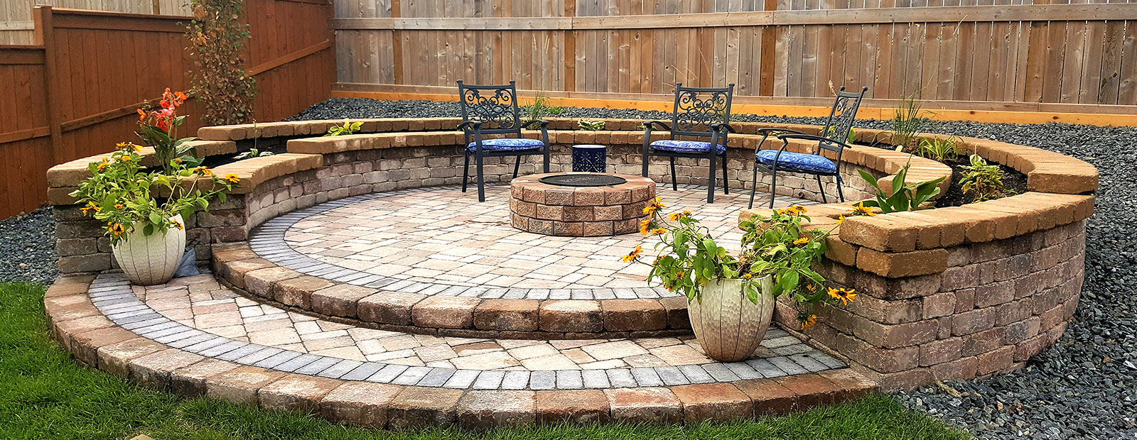 outdoor living - Winnipeg landscaping and hardscaping