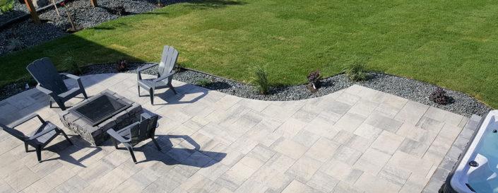 outdoor living - Winnipeg landscaping